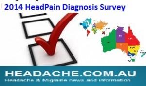 www.headache.com.au Headache survey