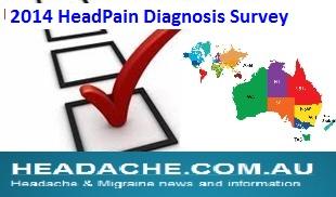 2014 Head Pain Diagnosis: survey results